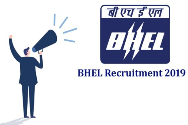 BHEL Recruitment 2019