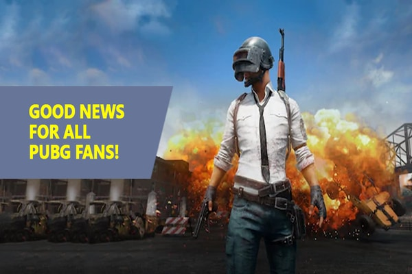Good News for all PUBG fans