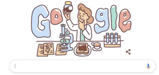 Google doodle Lucy wills
