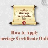 apply marriage certificate