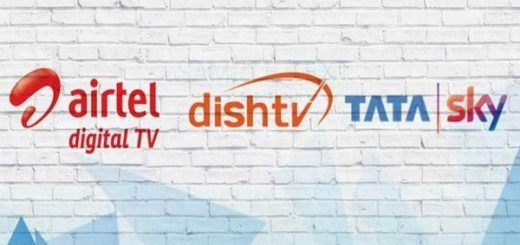 DishTV, TataSky, Airtel