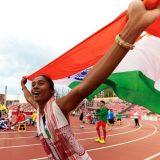 Hima das wins gold medals