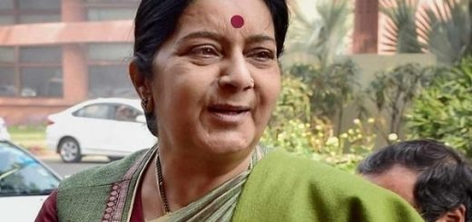 sushma swaraj died