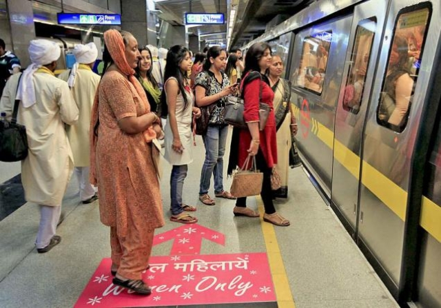 free travel in delhi metro