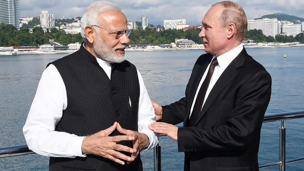 pm modi in russia