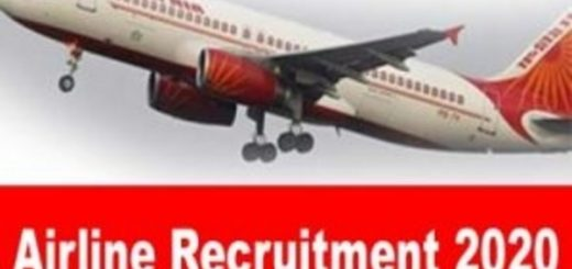 airline recruitment 2020
