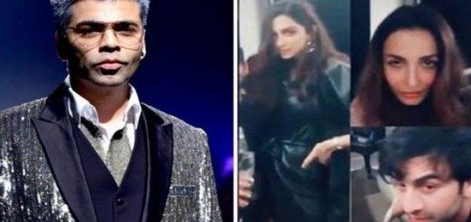 Karan Johar's party viral video PROBE