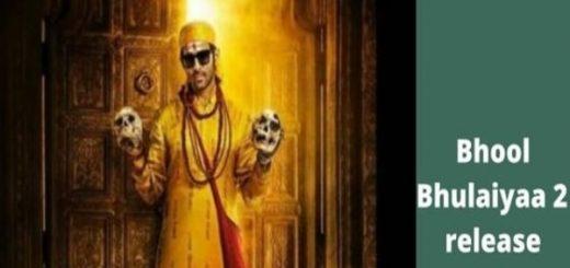 Bhool Bhulaiyaa 2 to release date